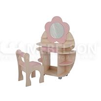 Ромашка(набор) (дуб млечный/розовый)
